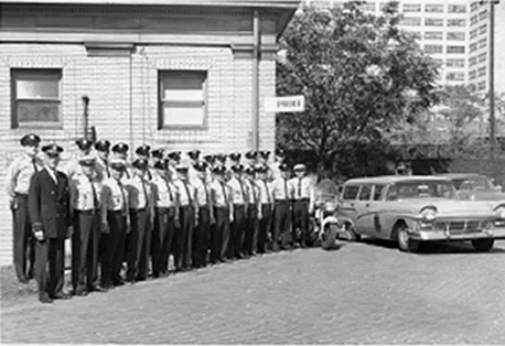 Police Department 1963