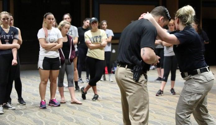 Self Defense Awareness & Familiarization Exchange